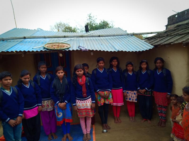 Out of School children in the Terai