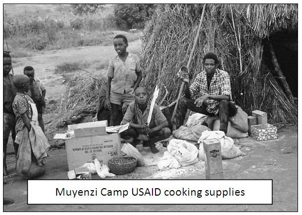 USAID cooking supplies